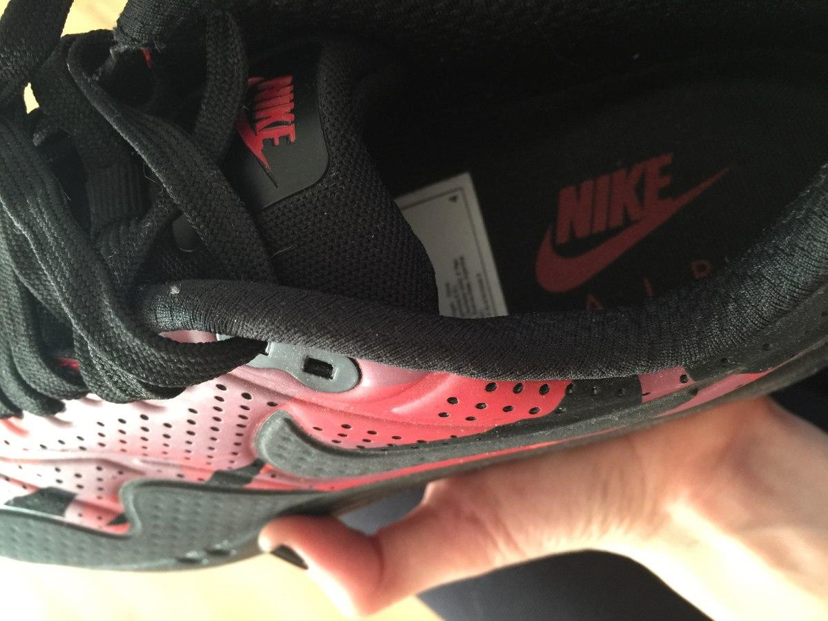 50e39d5d92c21 zapatillas nike air max rojas bordo negras hombre. Cargando zoom... zapatillas  nike hombre. Cargando zoom.