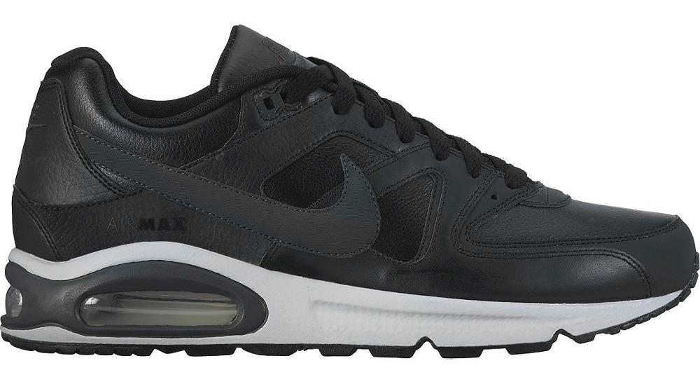 zapatillas nike hombre negras air max
