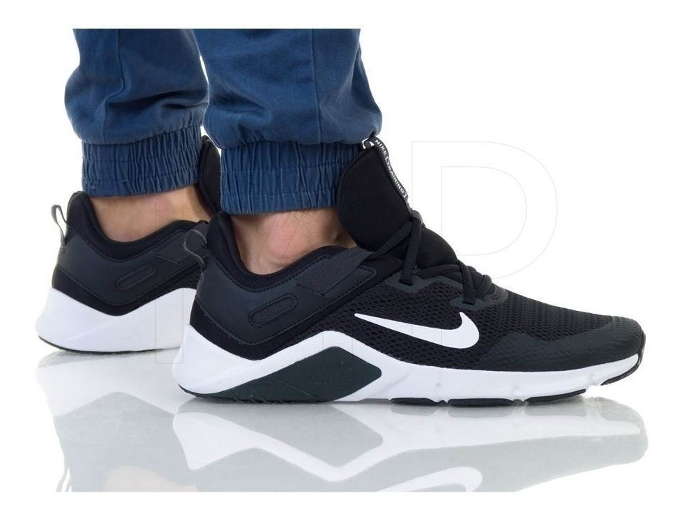 Zapatillas Nike Hombre Legend Negras Originales Usa 2020