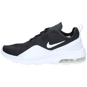 f137a349 Zapatillas Nike Hombre Urbana Air Max Motion 2 Negra Blanca
