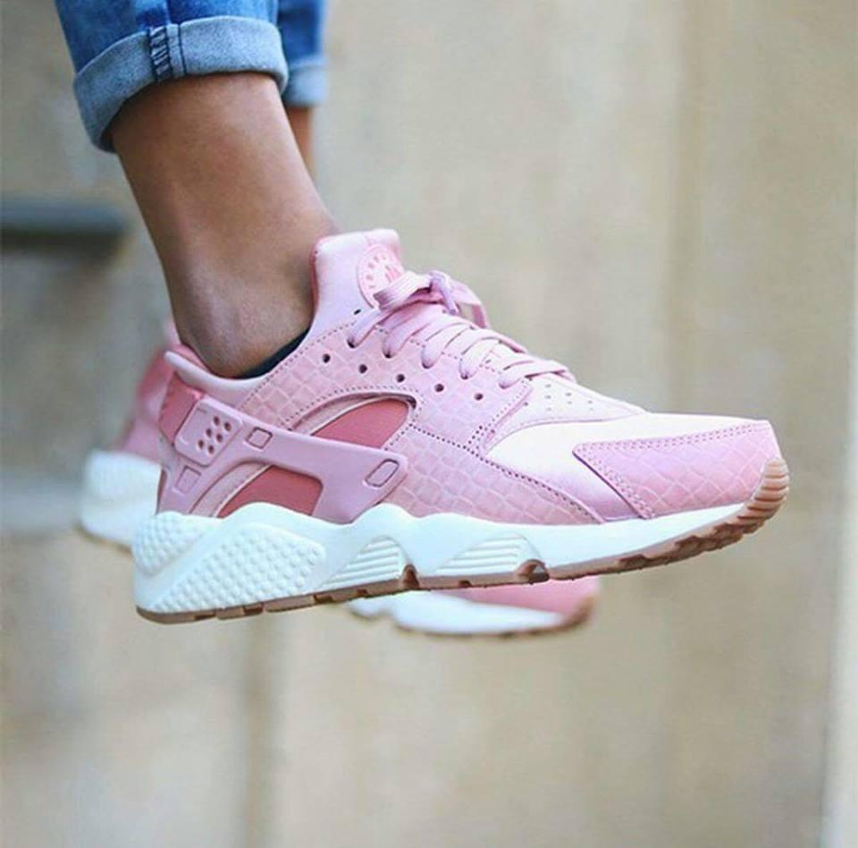 huarache mujer rosa