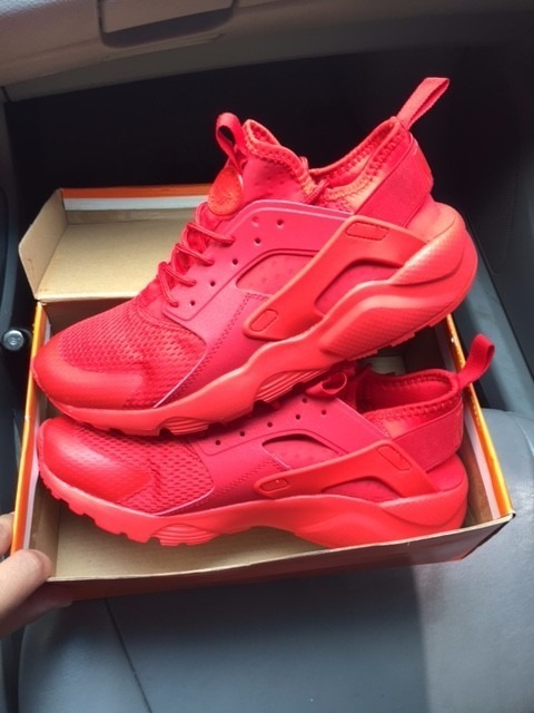 afa47094 ... denmark zapatillas nike huarache run ultra rojo dama ae1bb d650c