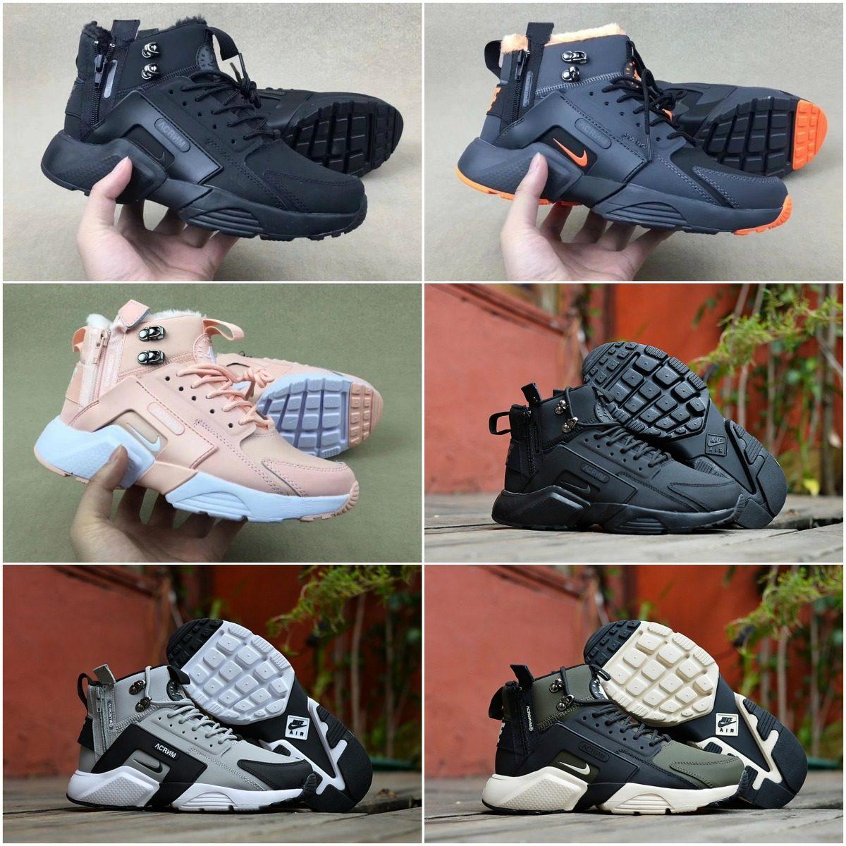 4bc505ae89ad Zapatillas Nike Huarache X Acronym City Mid ( Solo Pedido) - S  349 ...