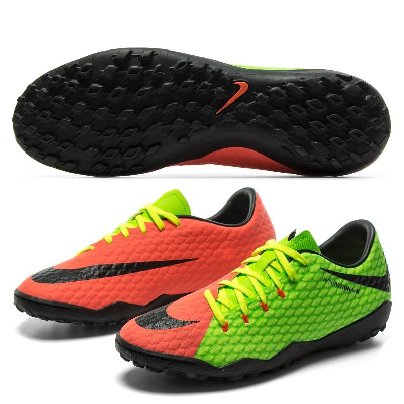 Zapatillas Nike Hypervenom Phelon Ill- Grass - Últimas 2017! - S ... fec328a183333