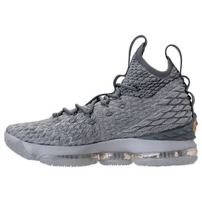 on sale 490a7 444c0 Zapatillas Nike James Lebron 15 Gris