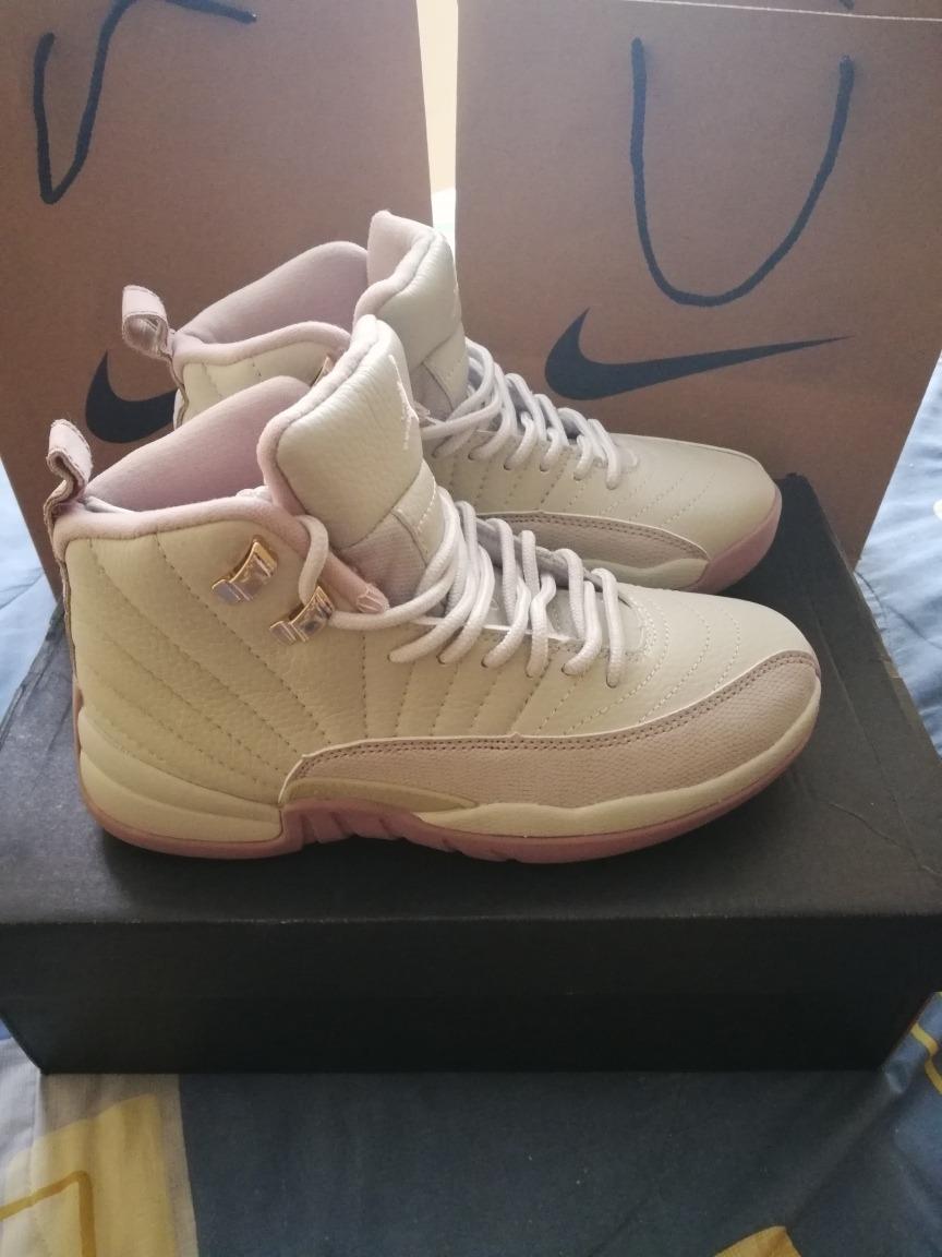 cd9d7f365dc9e Zapatillas Nike Jordan 12 Retro Plum A Pedido!! - S  499