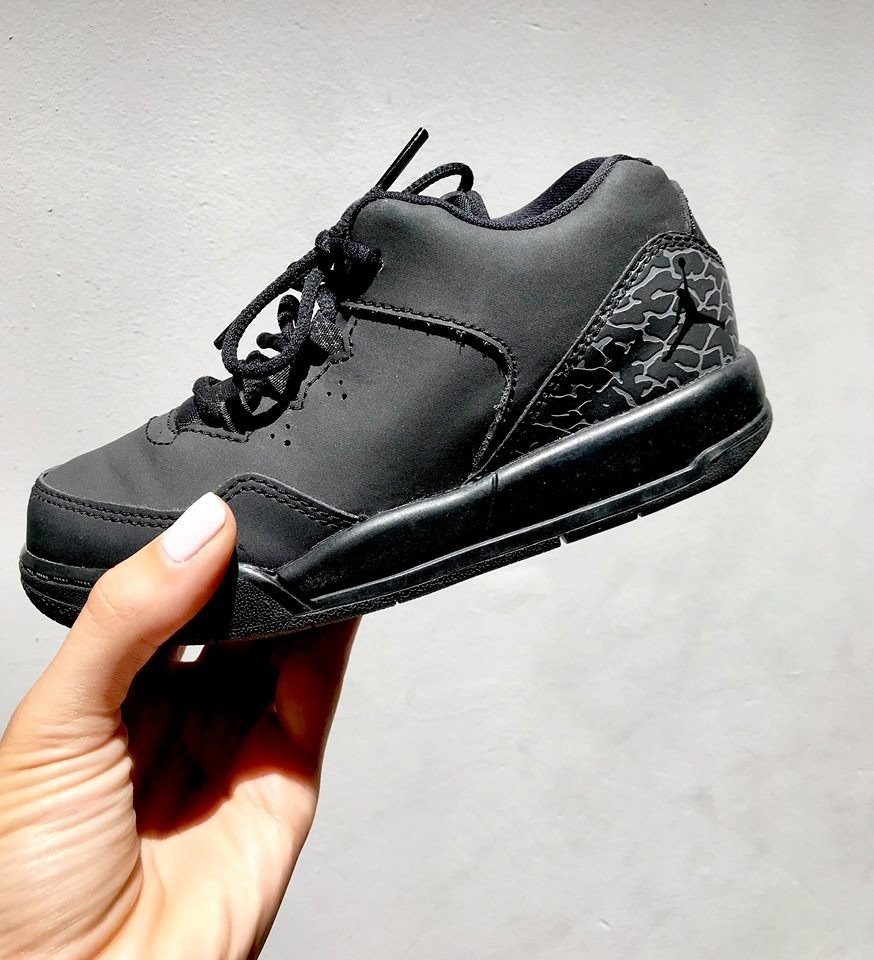 zapatillas nike niño negras