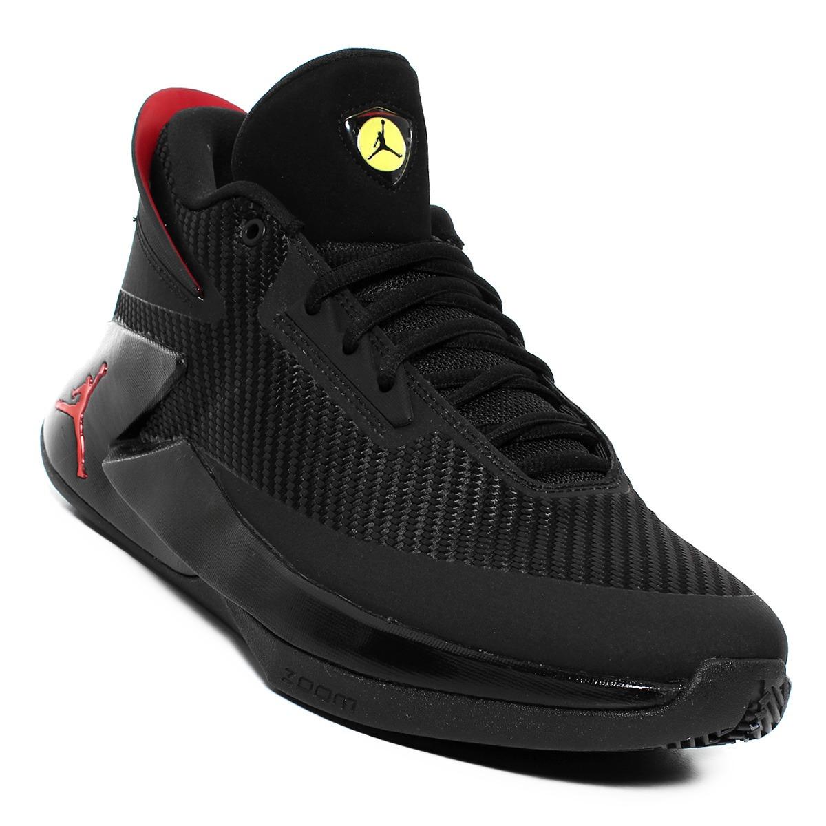 ed250060833c3 zapatillas nike jordan fly lockdown black basquet basket. Cargando zoom.