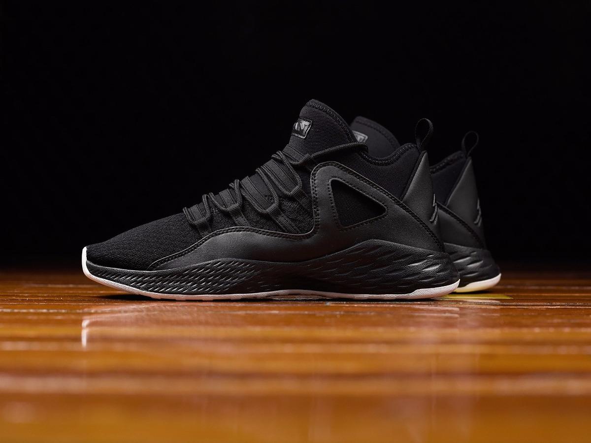 Zapatillas Nike Jordan Formula 23 Black Modelo 2017