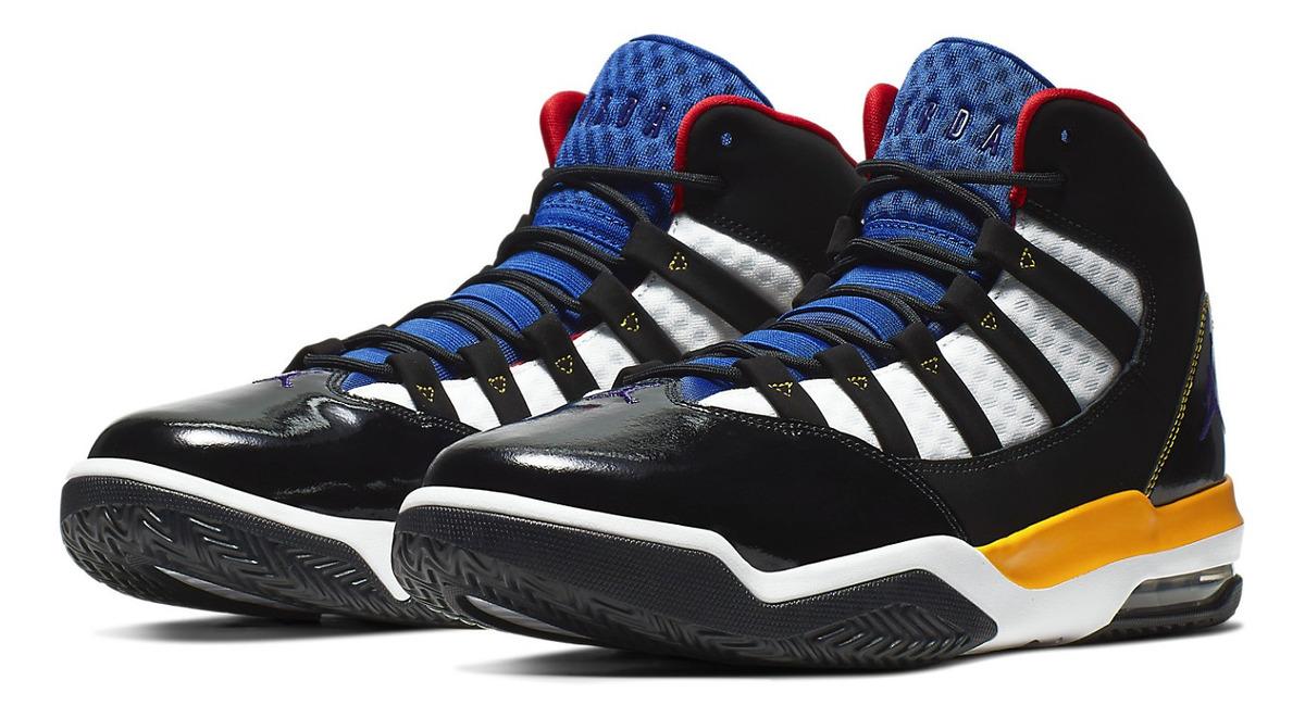 Zapatillas Nike Jordan Max Aura Hombre Basketball Originales