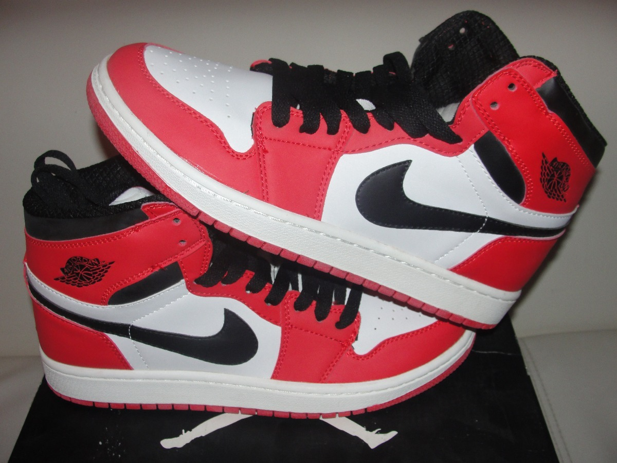 zapatillas nike jordan retro 1 chicago. Cargando zoom. 9c7ace3dba307