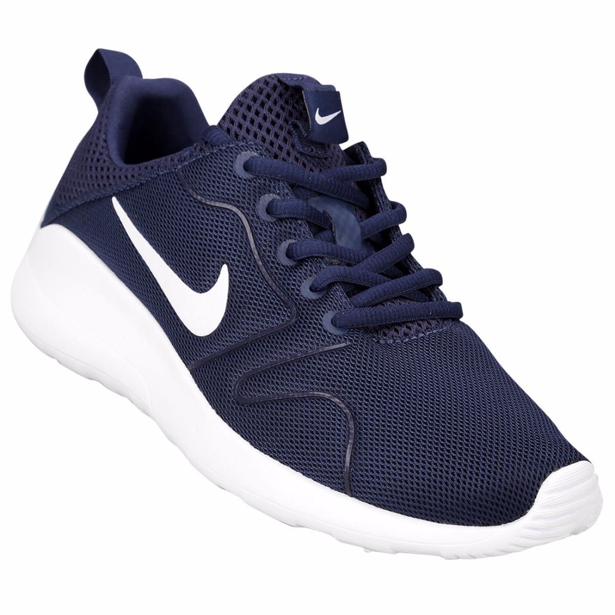 4e4e10ed6af Zapatillas Nike Kaishi 2.0 - Azul - Mujer - Originales -   3.864