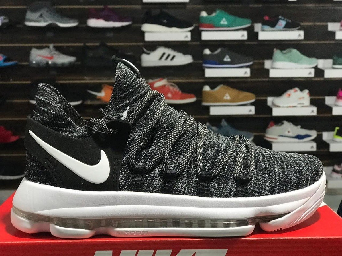 official photos 0586f 0e25d closeout nike kd 10 oreo c72b9 52e38