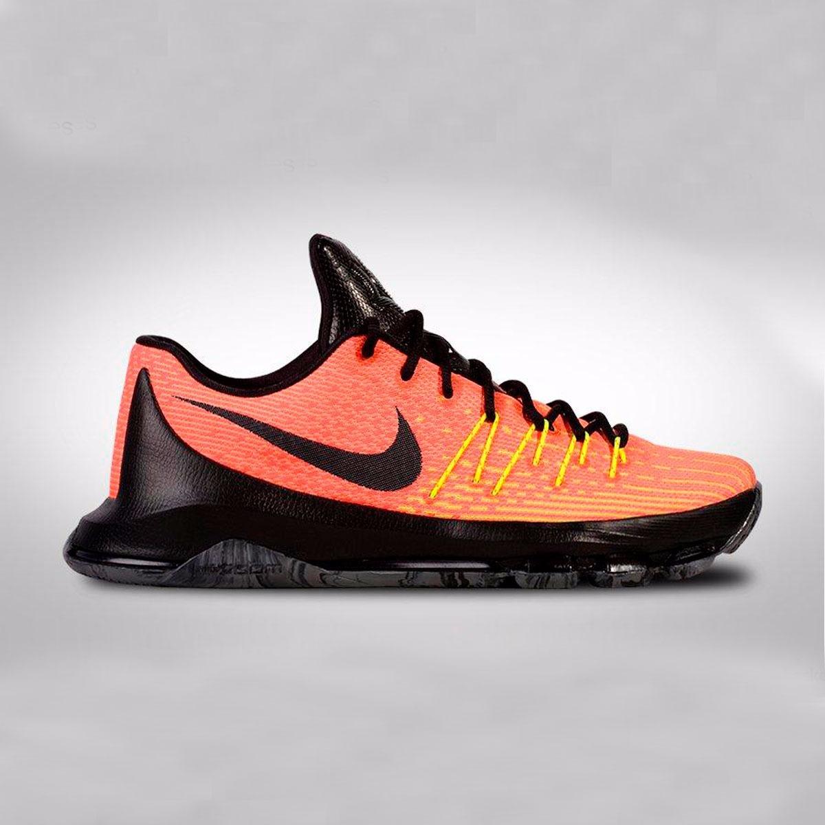 premium selection 5874f 44140 Zapatillas Nike Kd 8 Hunt s Hill Salida Del Sol Us 9 - S  420,00 en ...