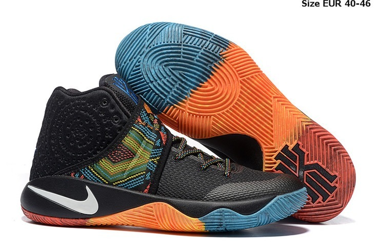 364fb38af941 Zapatillas Nike Kyrie 2 Bhm Black - S  420