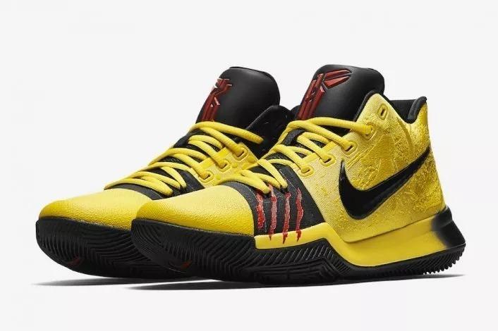 8b325c9c91762 Zapatillas Nike Kyrie 3 Bruce Lee Exclusivas Contraentrega - S  499 ...