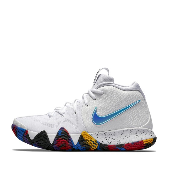 7cbfce774f7b1 Zapatillas Nike Kyrie Irving 4 Basketball White -   4.499