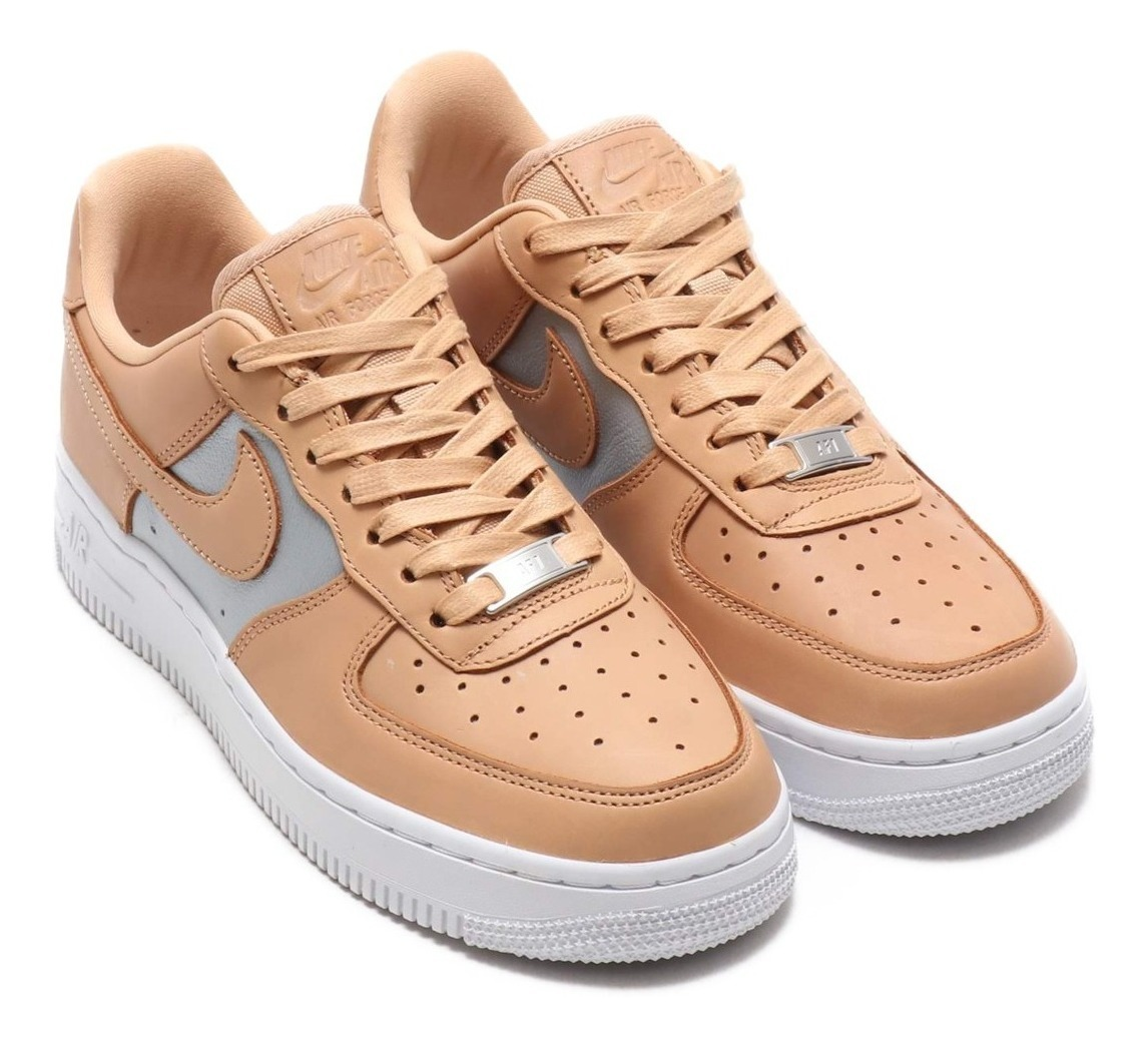 Zapatillas Nike L1 W Air Force 1 07 Se Prm Beige