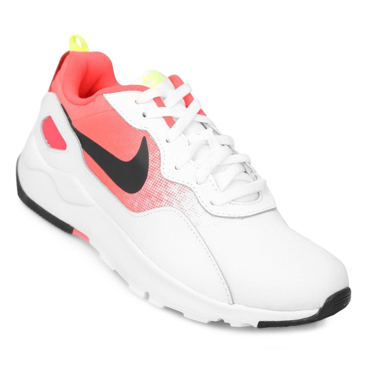 zapatillas nike ld runner - mujer - blanco + rosa. Cargando zoom. 5acac644d512a