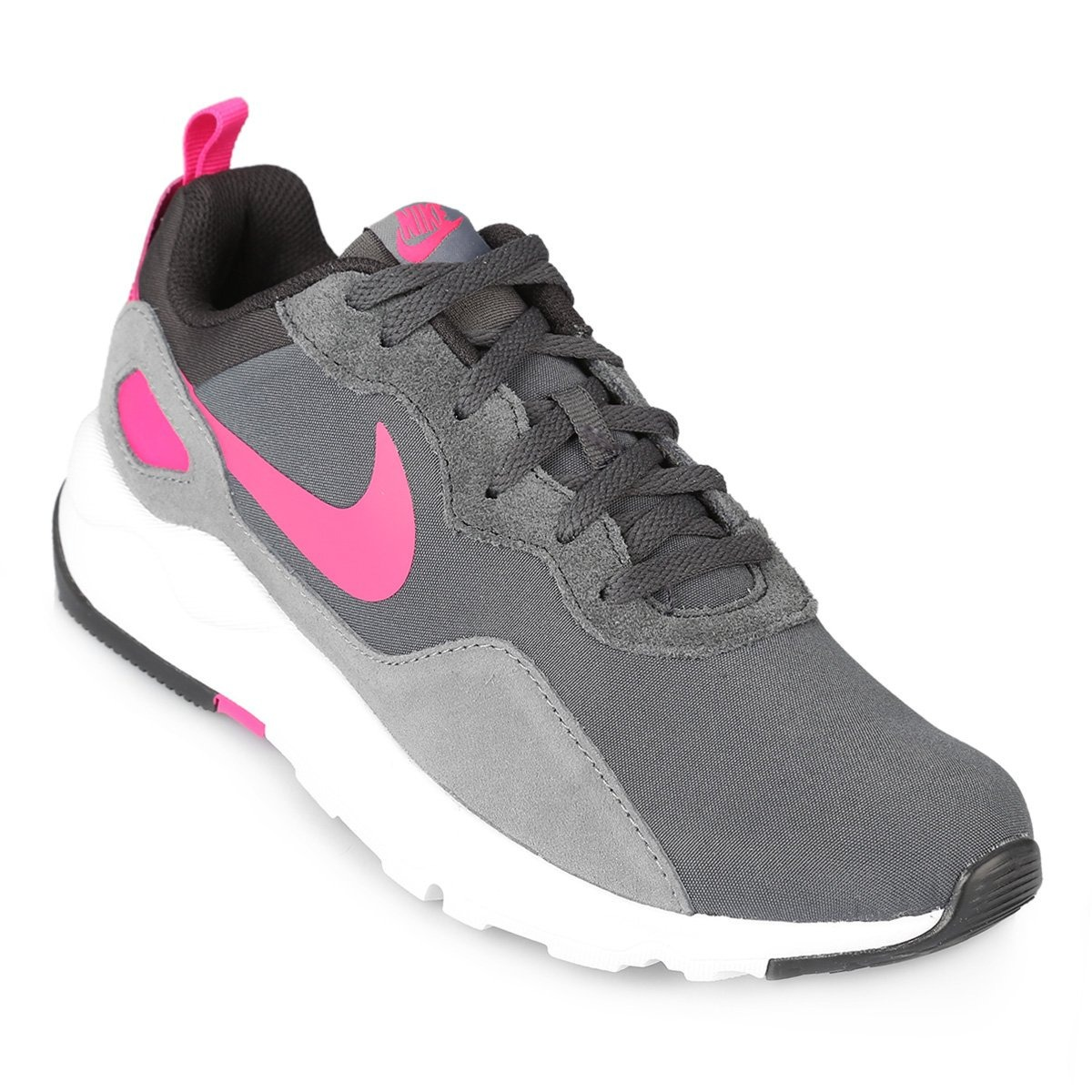 wholesale dealer 6c13c d2721 Zapatillas Nike Ld Runner - Mujer - Gris + Rosa - $ 4.007,72 en ...