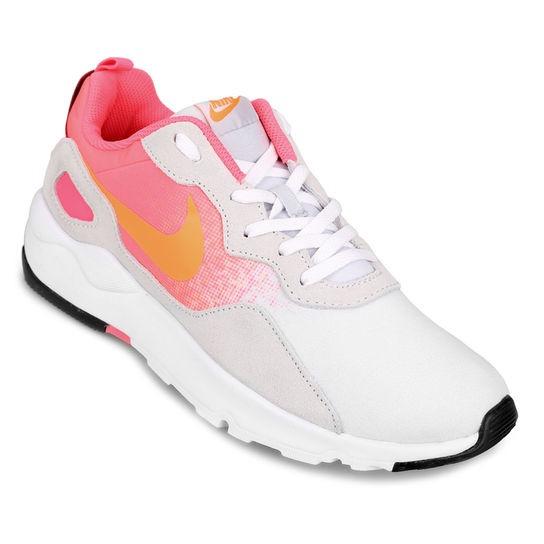 separation shoes 9f08b f95c8 Zapatillas Nike Ld Runner - Rosa Y Blanco - Mujer - $ 3.703,13 en ...