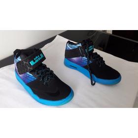 Zapatillas Nike Lebron James Talla Us 3.5 / Talla Col 34
