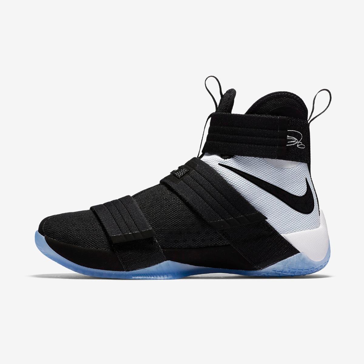Zapatillas Nike Lebron Soldier 10 - $ 4.200,00 en Mercado Libre