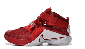 best loved f9cd2 1a404 Zapatillas Nike Lebron Soldier 9
