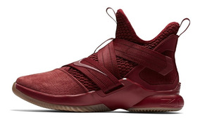 new concept 5d809 a20ef Zapatillas Nike Lebron Soldier Xii 12