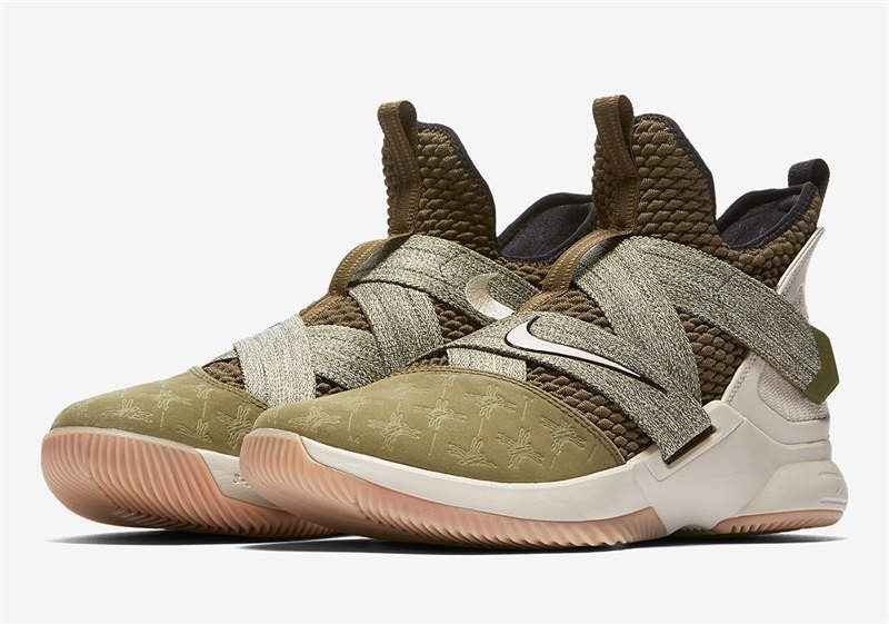 Zapatillas Nike Lebron Soldier Xii 12 Basket Básquet Hombre
