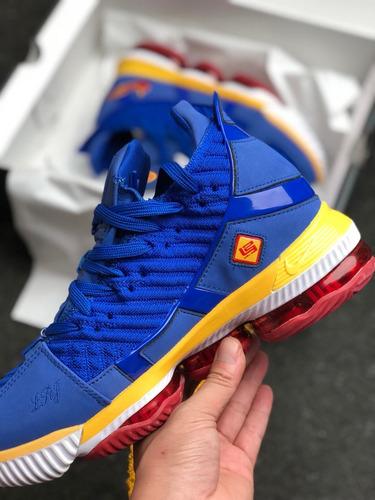 Zapatillas Nike Lebron Xvi Kc Ep Sb Superbron