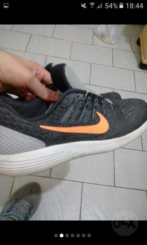 5bec64a499 Zapatillas Nike Lunarglide 8 Talle 13us - $ 3.000,00 en Mercado Libre