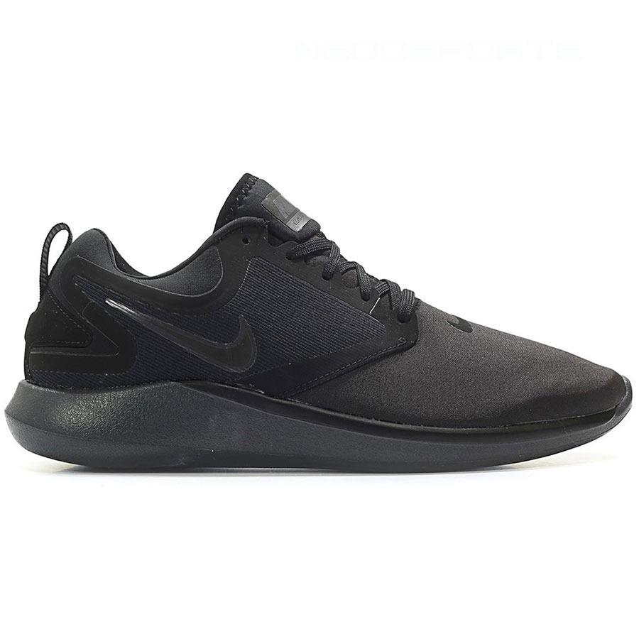 54b01affc17b6 Compre 2 APAGADO EN CUALQUIER CASO zapatillas nike negras para ...