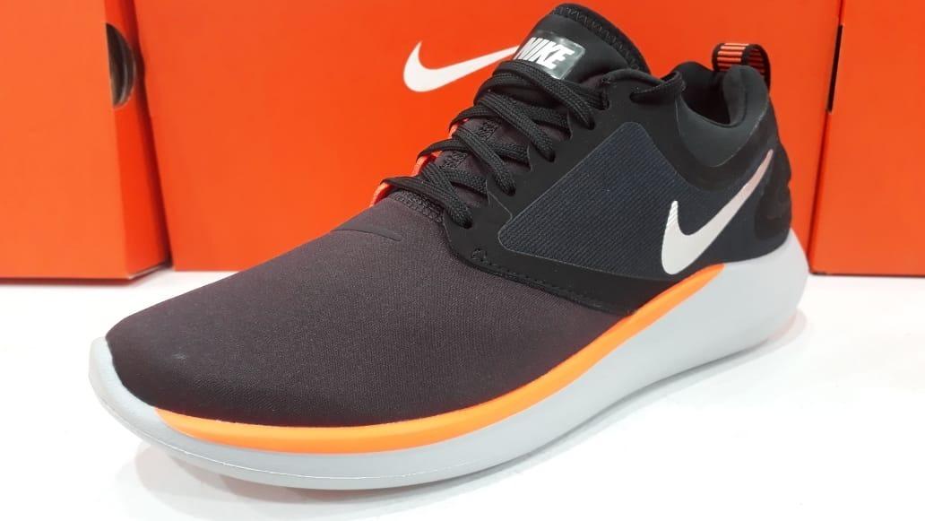 Zapatillas Nike Lunarsolo Running Hombre Nueva Aa4079 009