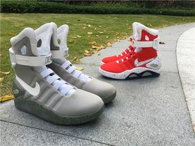 Al Nike Zapatillas Volver Mag Pelicula Futuro QCshrdxt