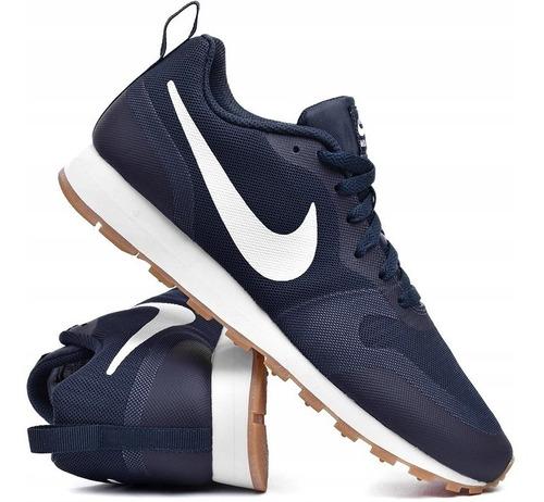 exclusive Zapatillas Nike MD Runner 2 negro blanco