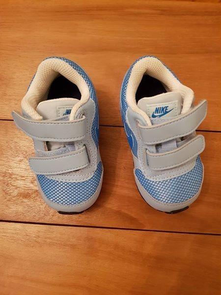 Zapatillas Nike Md Runner 2 Bebé Azul Originales -   1.800 4e314d71644b5