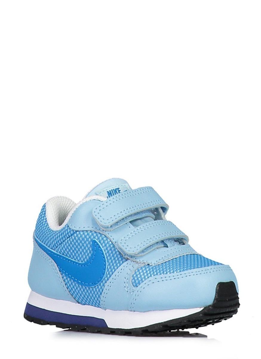 zapatillas nike md runner 2 bebé azul originales. Cargando zoom. 3e2cfa6869419