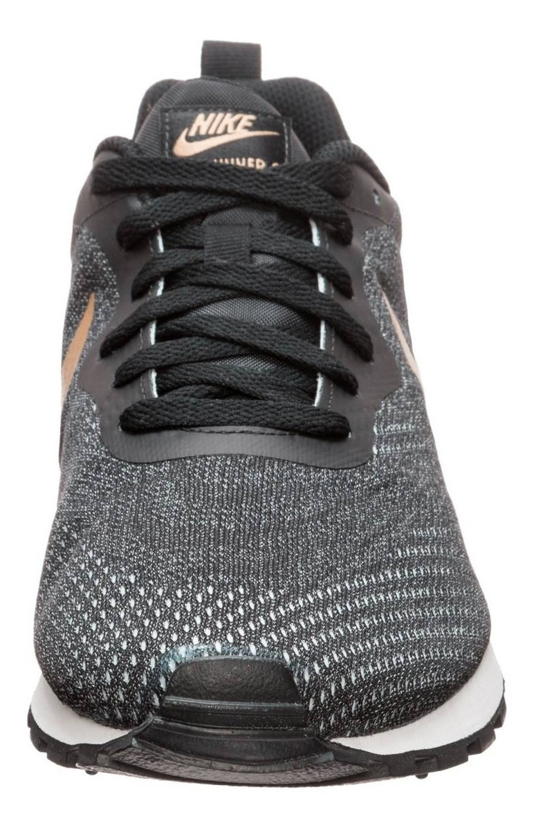 Zapatillas Nike MD Runner 2 gris negro