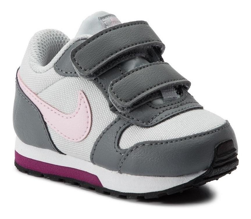 zapatillas nike md runner niña