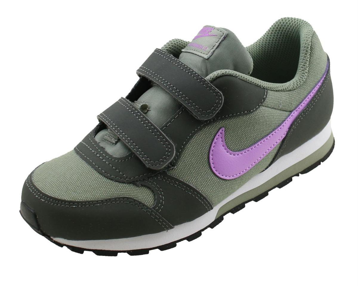 963f28f38 zapatillas nike md runner 2 (psv) niñas urbanas 807320-015. Cargando zoom.