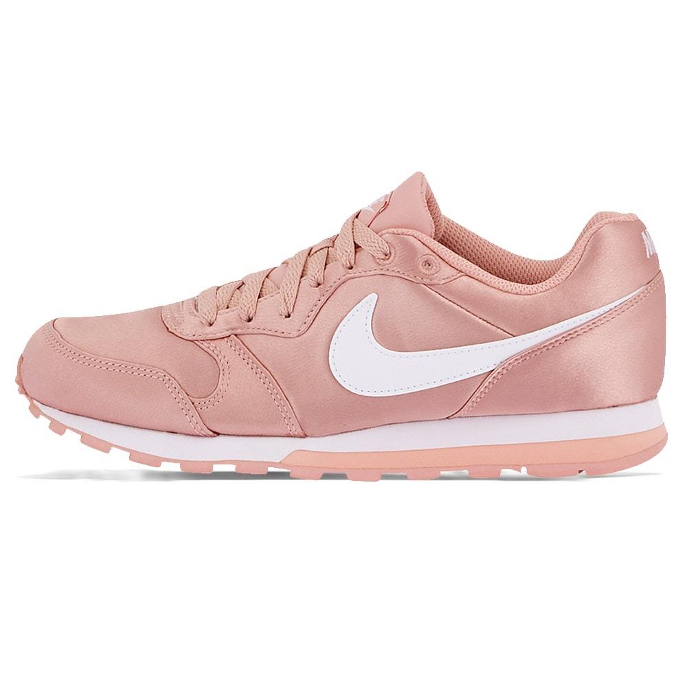 d2e3d22a3e3c1 zapatillas nike md runner 2 rosa mujer. Cargando zoom.