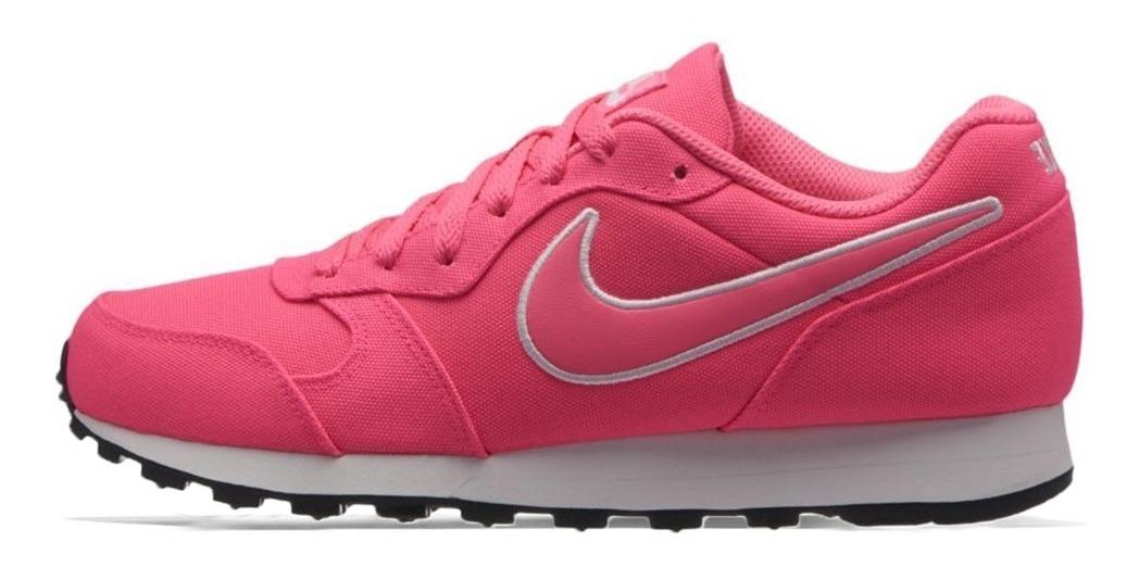Zapatillas Nike Md Runner 2 Rosa Mujer