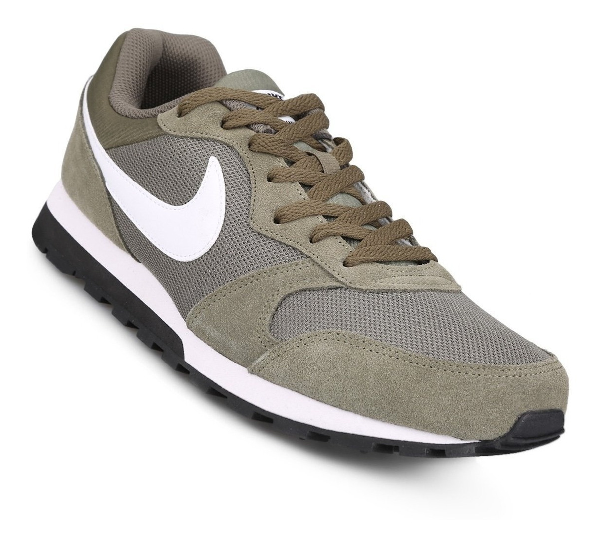 zapatillas nike runner verdes