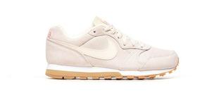 Zapatillas Nike Md Runner Suede S Originales Mujer 6 Cuotas
