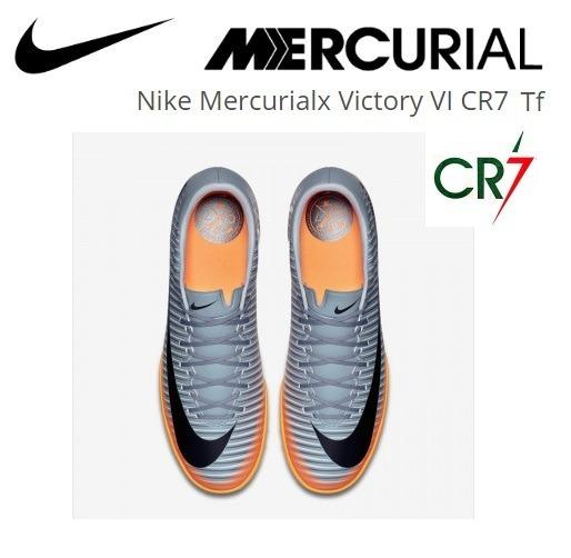 Zapatillas Nike Mercurial Cristiano Ronaldo Nuevas Originale - S ... 97c3ecdaf8c40