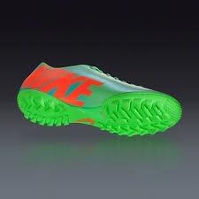 Zapatillas Nike Mercurial Green orange Precio De Remate - S  180 8f30f5995a6c9