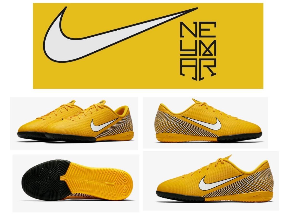 0980e59c7cc76 Zapatillas Nike Mercurial Para Niños 2018 Neymar Nuevas - S  400