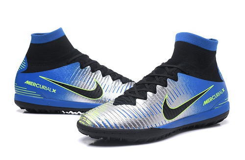 zapatillas nike mercurial superfly v sx neymar tf 36-46