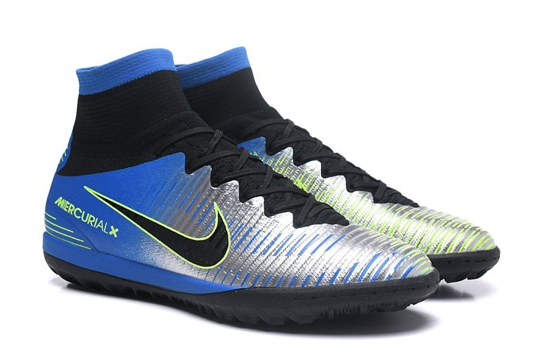 buy popular 2625c dc6a8 zapatillas nike mercurial superfly v sx neymar tf 36-46. Cargando zoom.